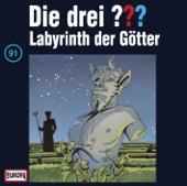 Folge 91: Labyrinth der Götter