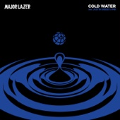 Major Lazer - Cold Water (feat. Justin Bieber & MØ) kunstwerk
