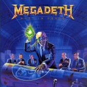 Rust In Peace - Megadeth Cover Art
