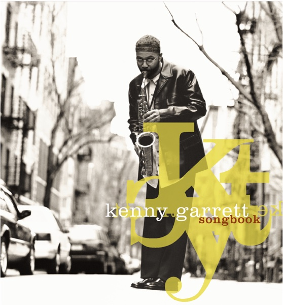 Songbook Kenny Garrett CD cover
