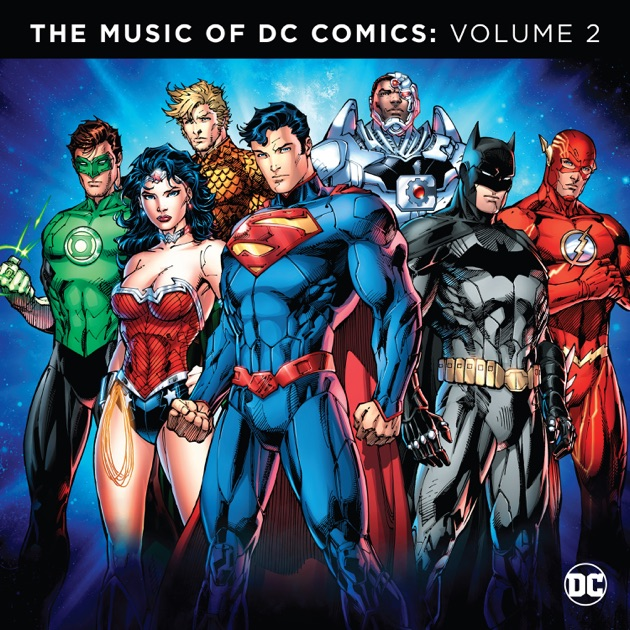 The Music of DC Comics, Vol. 2 by Various Artists