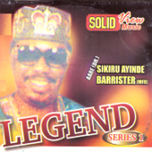 Legend Series 1