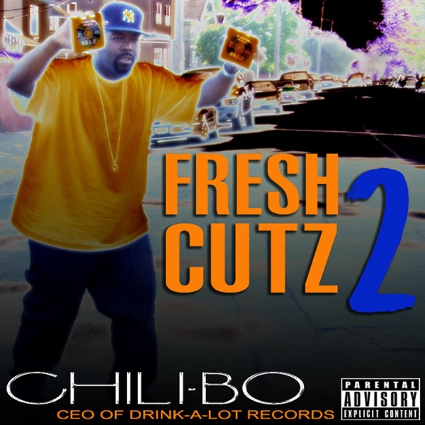 Fresh Cutz 2 Chili-Bo CD cover