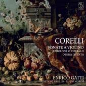 Violin Sonata in F Major, Op. 5 No. 4: V. Allegro