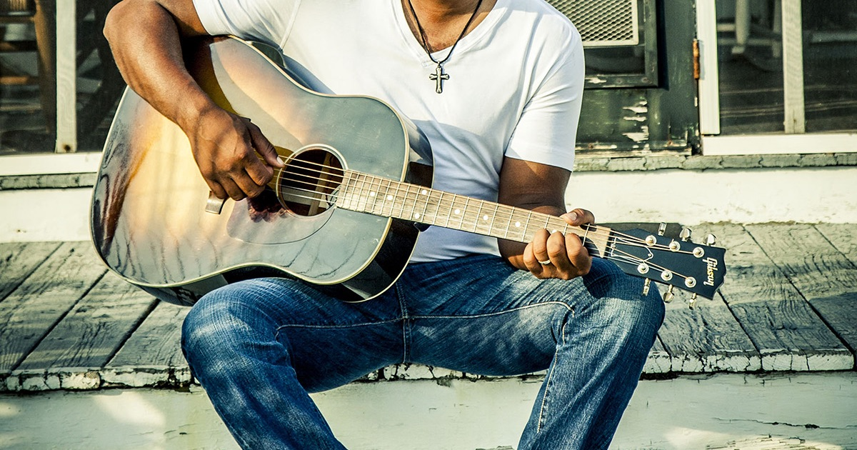 Darius Rucker on Apple Music