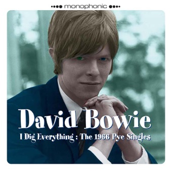 David Bowie – I Dig Everything: The 1966 Pye Singles – EP [iTunes Plus AAC M4A]
