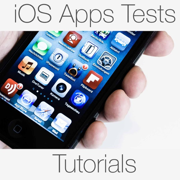 iOS App Podcast - Tests Tutorials