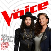 House of the Rising Sun (The Voice Performance) - Josh Halverson & Kylie Rothfield Cover Art