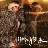 Mary J. Blige - Thick of It  artwork