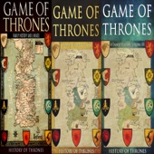 Game of Thrones: 3 Book Series (Unabridged) - History of Thrones