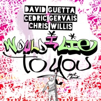 Would I Lie to You - EP - David Guetta, Cedric Gervais & Chris Willis
