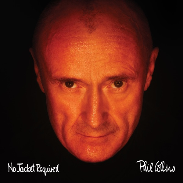 No Jacket Required Deluxe Edition Remastered Phil Collins CD cover