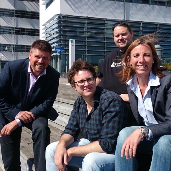 KNTNT Radio om marknadsföring och försäljning, content marketing och inbound marketing, med mera