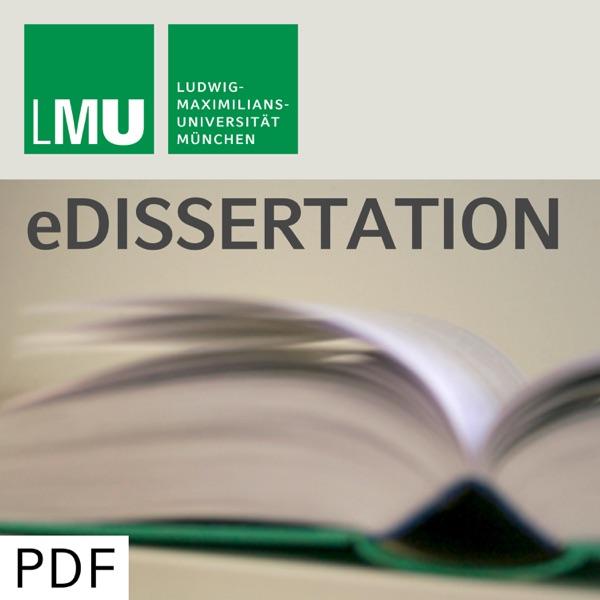 Fakultät für Kulturwissenschaften - Digitale Hochschulschriften der LMU
