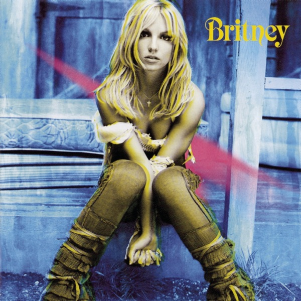 Britney Album Cover by...