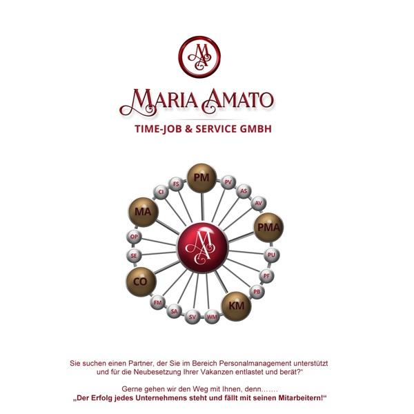 Maria Amato Time-Job & Service GmbH Podcast
