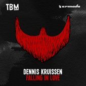 Falling in Love - Dennis Kruissen Cover Art