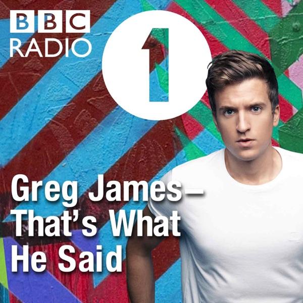 Greg James – That's What He Said
