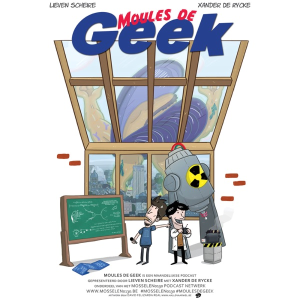 Moules de Geek