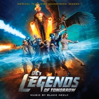 Legends Of Tomorrow - Official Soundtrack