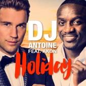 Holiday (feat. Akon) [DJ Antoine & Mad Mark 2k15 Club Mix]