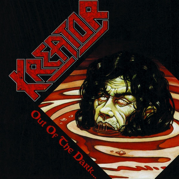 Out of the Dark  Into the Light Kreator CD cover