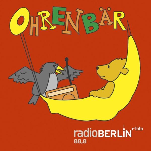 Ohrenbär Podcast  Ohrenbär   rbb Rundfunk Berlin-Brandenburg