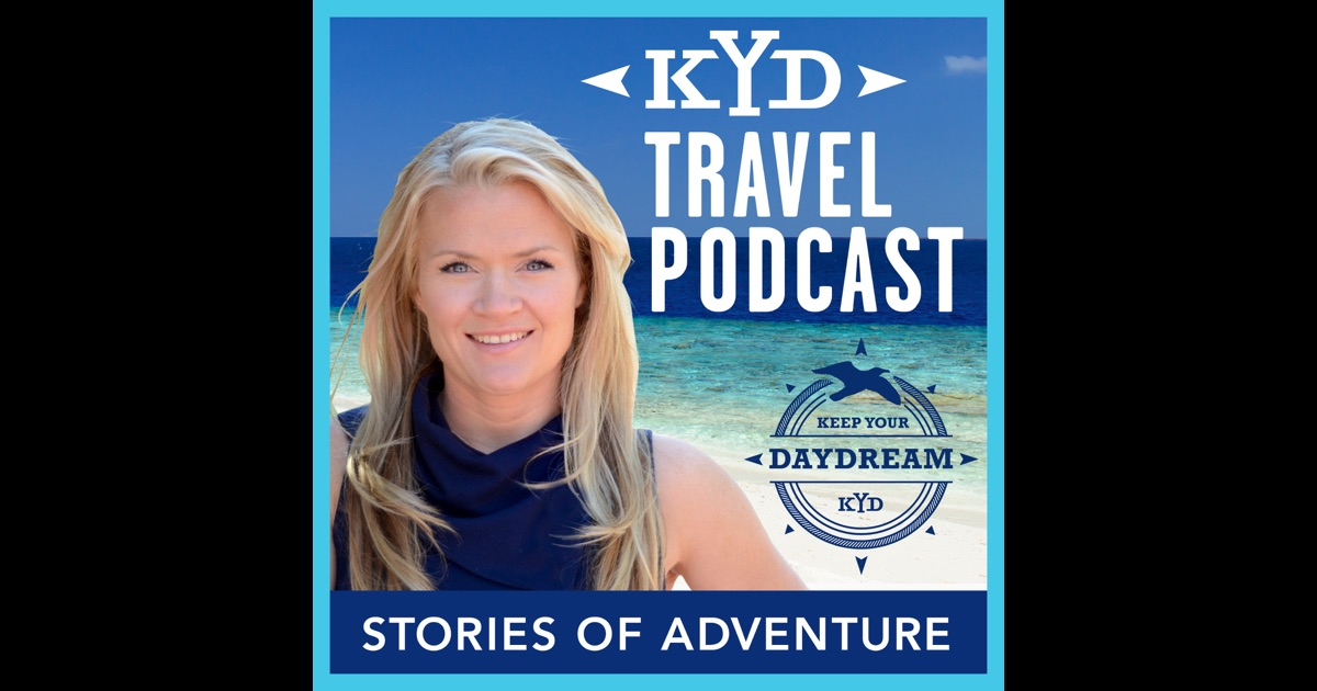 keep your daydream inspiring stories of travel and adventure by tricia leach chats weekly with. Black Bedroom Furniture Sets. Home Design Ideas