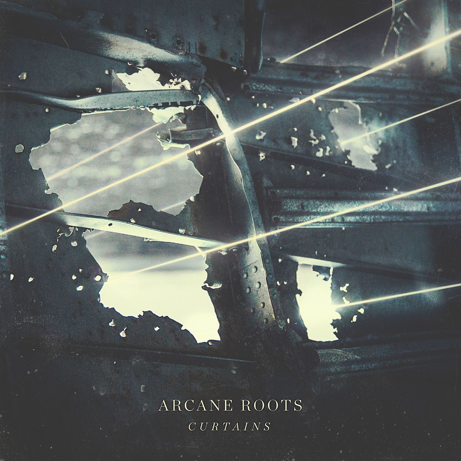 Arcane Roots - Curtains [single] (2016)