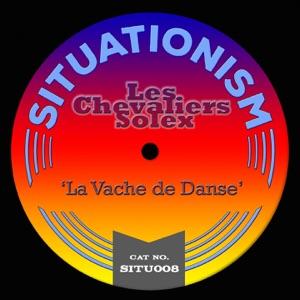 Les Chevaliers Solex - La Vache De Danse (Goldboy Remix)