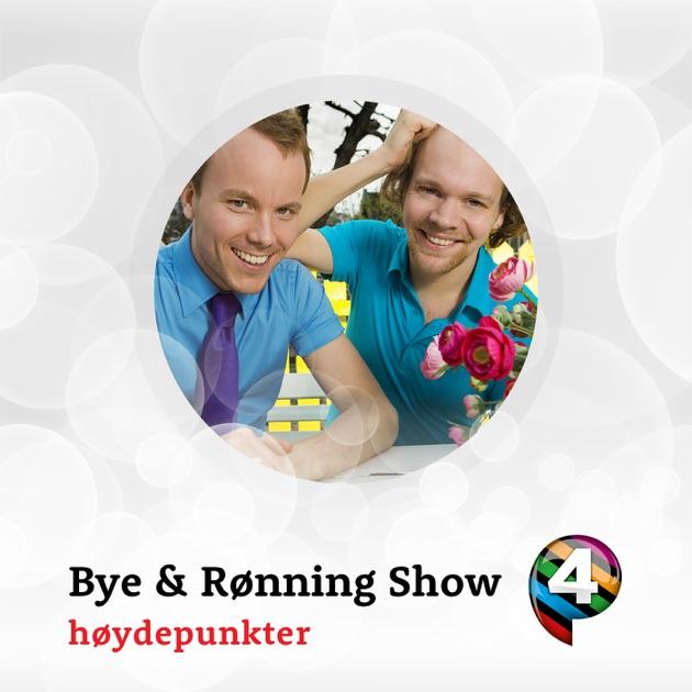 Rønning podcast