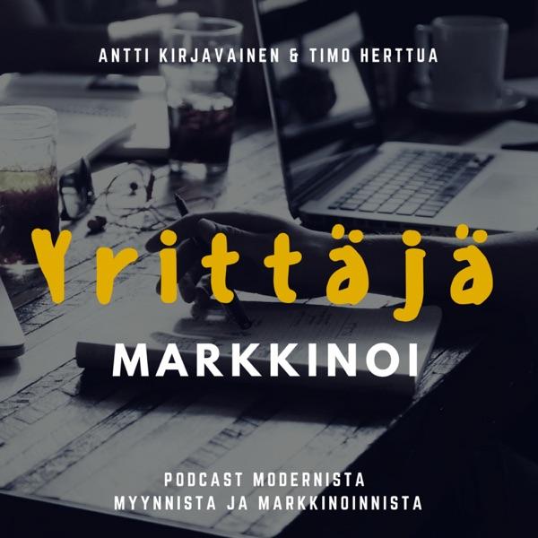 Yrittäjä Markkinoi