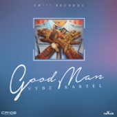 Vybz Kartel - Good Man artwork