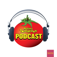 Podcast cover art for RottenTomatoes