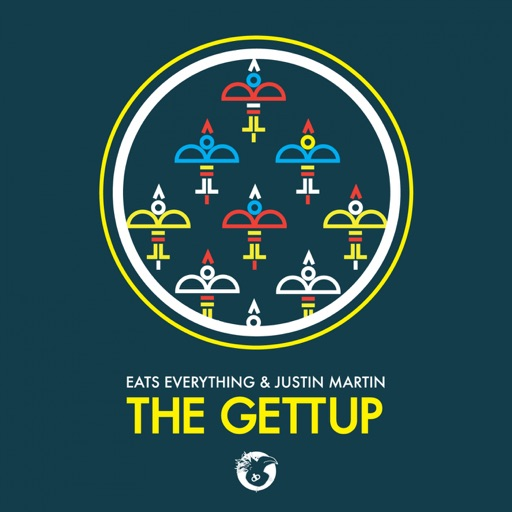 The Gettup - Justin Martin & Eats Everything