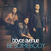 Be Somebody - Single cover art