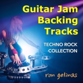 Guitar Jam Backing Tracks - Techno Rock Collection
