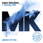 MK & Becky Hill - Piece of Me artwork