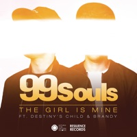 99 Souls - The Girl Is Mine (feat. Destiny's Child & Brandy)