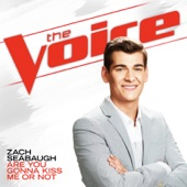 Zach Seabaugh - Are You Gonna Kiss Me Or Not (The Voice Performance)  artwork