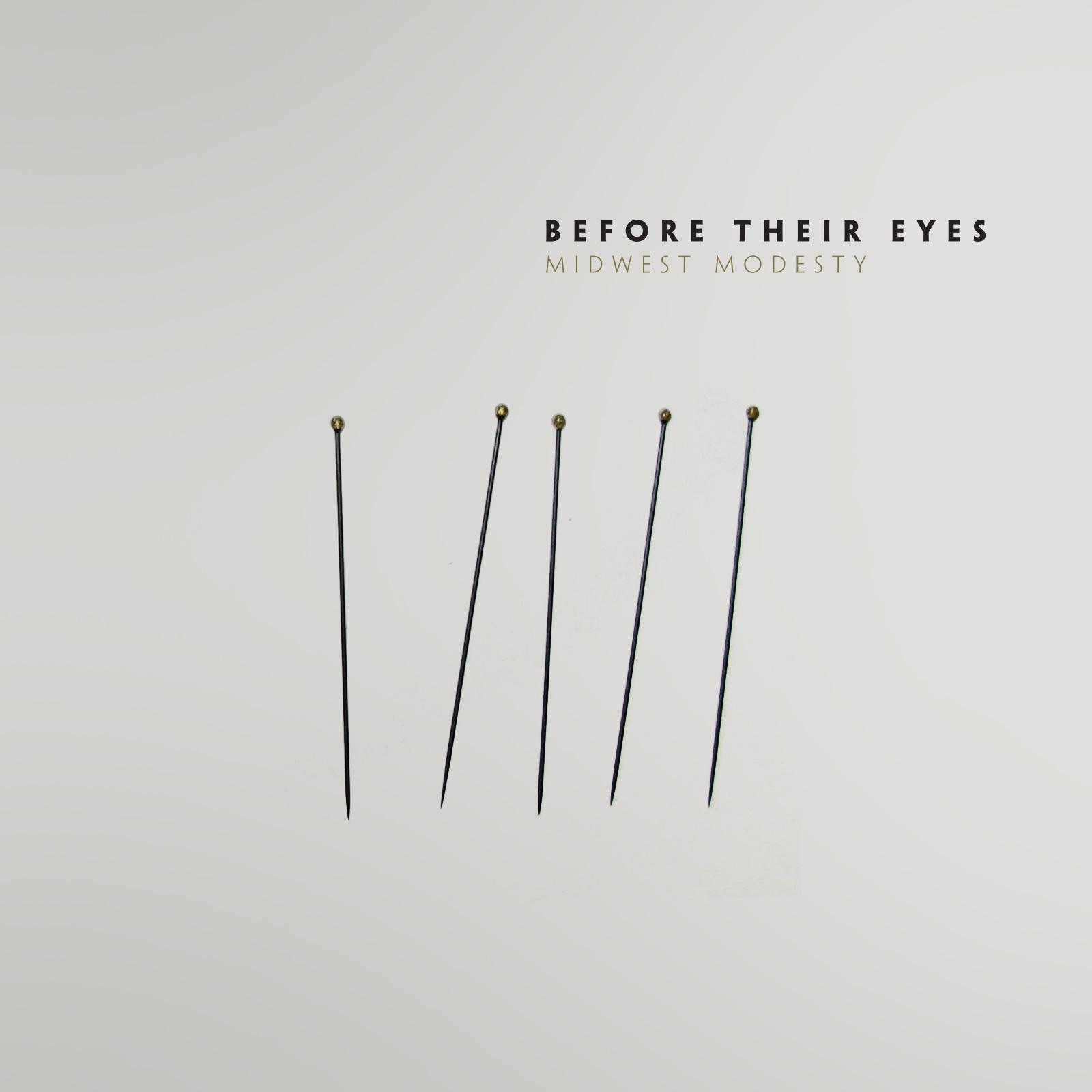 Before Their Eyes - The Positive and the Negative of Being Alone [New Song] (2015)