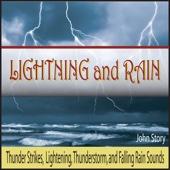 John Story - Relaxing Rain Splashing On a Hot Tin Roof artwork