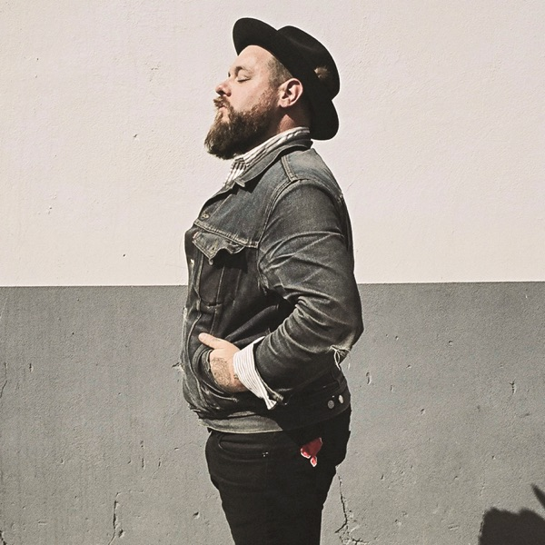 Look It Here - Single Nathaniel Rateliff  The Night Sweats CD cover
