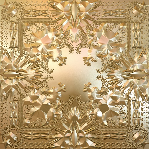 Watch the Throne JAY Z  Kanye West CD cover