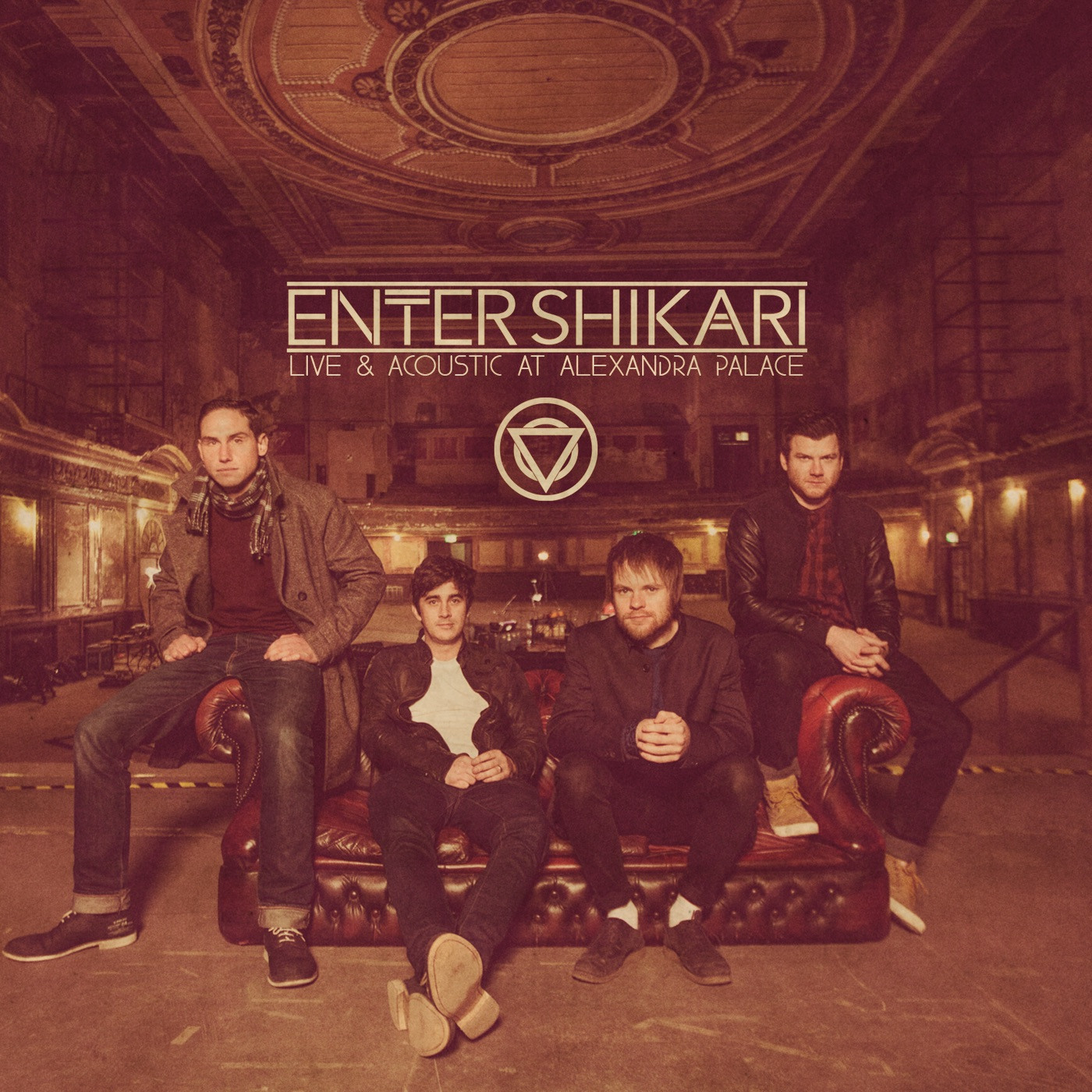 Enter Shikari - Live & Acoustic at Alexandra Palace [single] (2016)