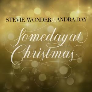 Stevie Wonder - Someday at Christmas [avec Andra Day]