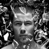 Last Year Was Complicated - Nick Jonas Cover Art