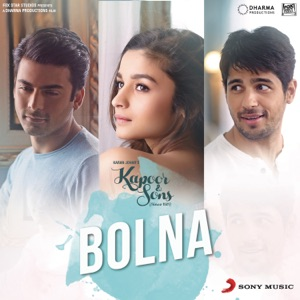 Chord Guitar and Lyrics KAPOOR AND SONS – Bolna