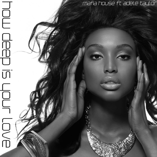 How Deep Is Your Love feat Adele Taylor Mafia House CD cover