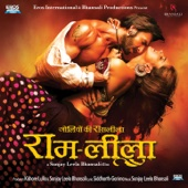 Sanjay Leela Bhansali - Ram-Leela (Original Motion Picture Soundtrack) artwork